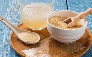 Желатин при сахарном Болезние 2 типа