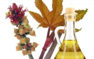 Касторовое масло при Болезние