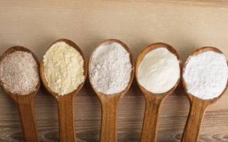 Какую муку можно при сахарном Болезние