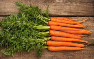 Вареная морковь гликемический индекс