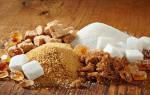 Сахар для печени вреден или нет