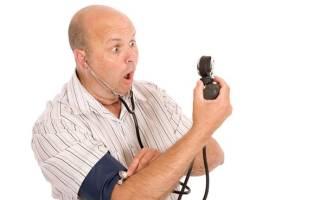 Причины поднятия артериального давления