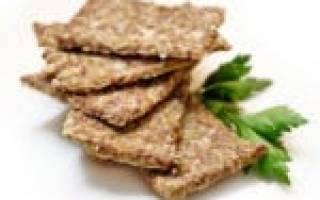 Хлебцы гликемический индекс