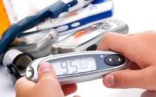 Через сколько мерить сахар после еды