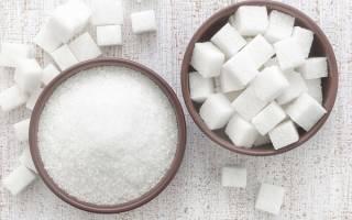 Как влияет сахар на потенцию