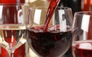 Сухое вино при сахарном Болезние 2 типа