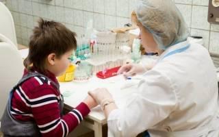 Как сдать кровь на сахар годовалому ребенку