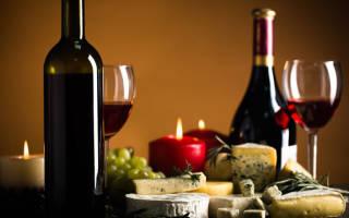 Влияние красного вина на Болезни