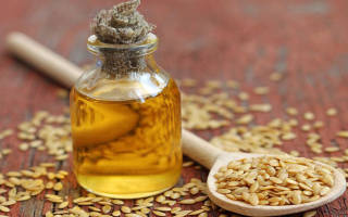 Льняное масло при Болезние и холецистите