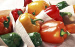 Можно ли болгарский перец при Болезние