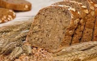 Хлеб без сахара