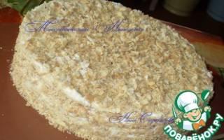 Торт для Болезнииков рецепт с фото